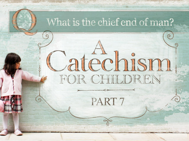 Kid's Catechism