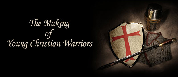 The Making of Young Christian Warrirs