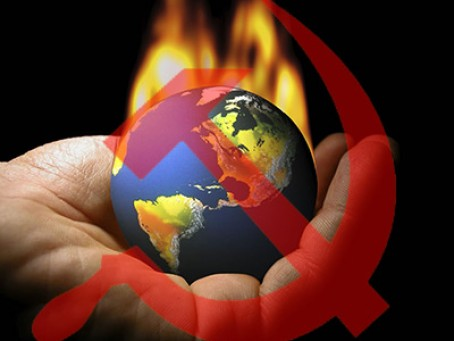 Communism is Answer to Global Warming?